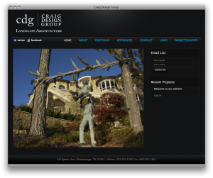Craig Design Group Website